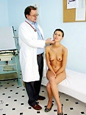Angela gyno speculum kinky gyno clinic visit