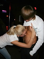 Crazy party gives me a hot boyfriend for 7 days