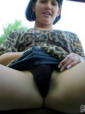 Older mature pornstar kitty foxxx in hardcore group sex action