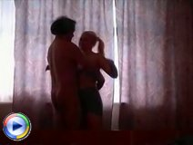 Young big ass blond slut loves riding older cock because of experience